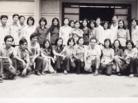 Hình chụp ở nhà máy Điện Tử Bình Hoà