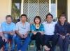 Hùng, Hiếu, Kiệt, Xuân Lan, Phước, Minh và Kim Đinh